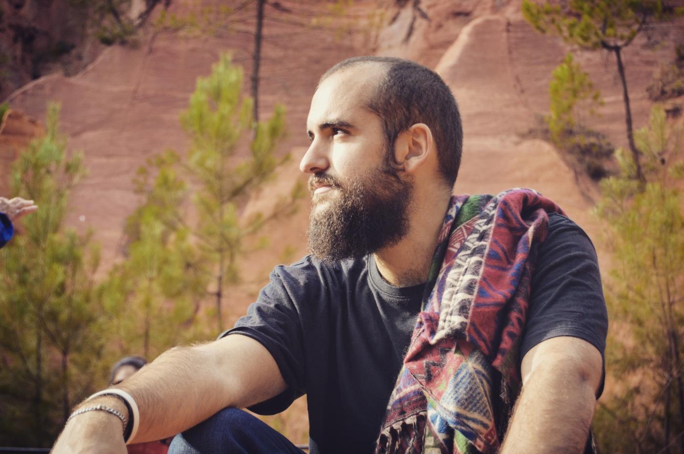 Foto principal del apartado sobre mí en el blog de Francisco García Jiménez