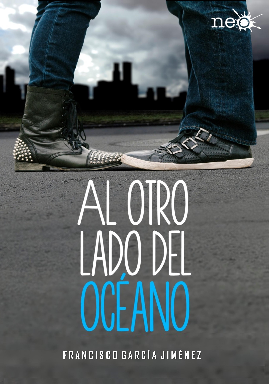 Portada de la novela Al otro lado del océano de Francisco García Jiménez