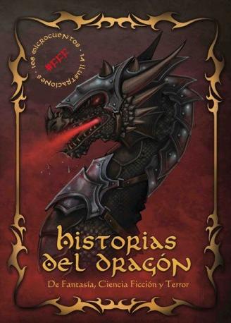Portada HISTORIAS DEL DRAGÓN