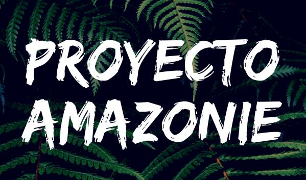 Portada #ProyectoAmazonie